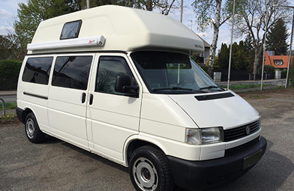 VW T4 California Tour