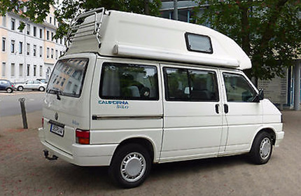 VW T4 California Biker